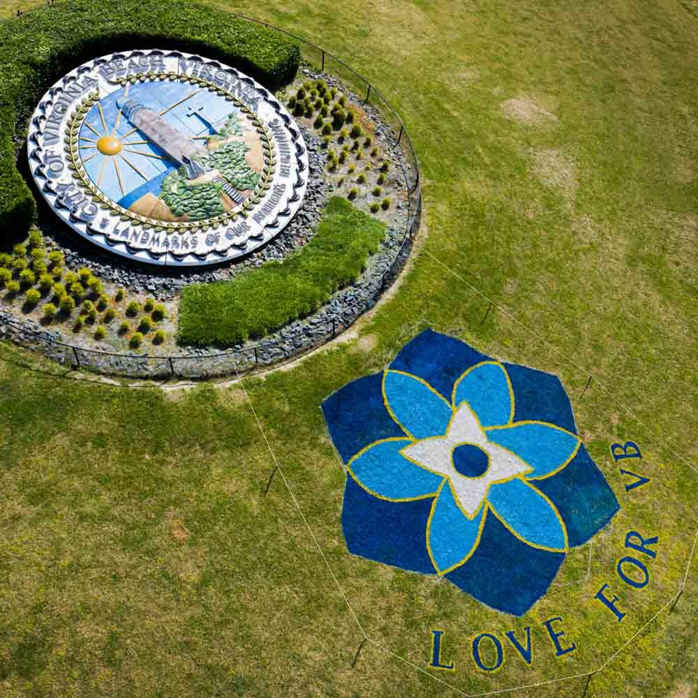 Love For VB Mount Trashmore Arial 3